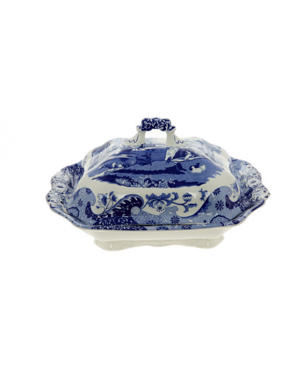 (OUT OF STOCK) SPODE ITALIAN VEGETABLE DISH