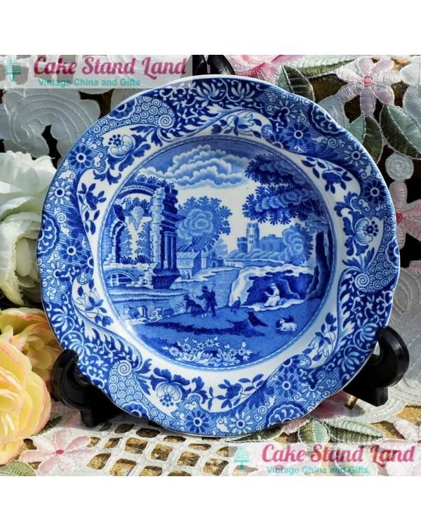COPELAND SPODE BLUE ITALIAN TEA PLATE