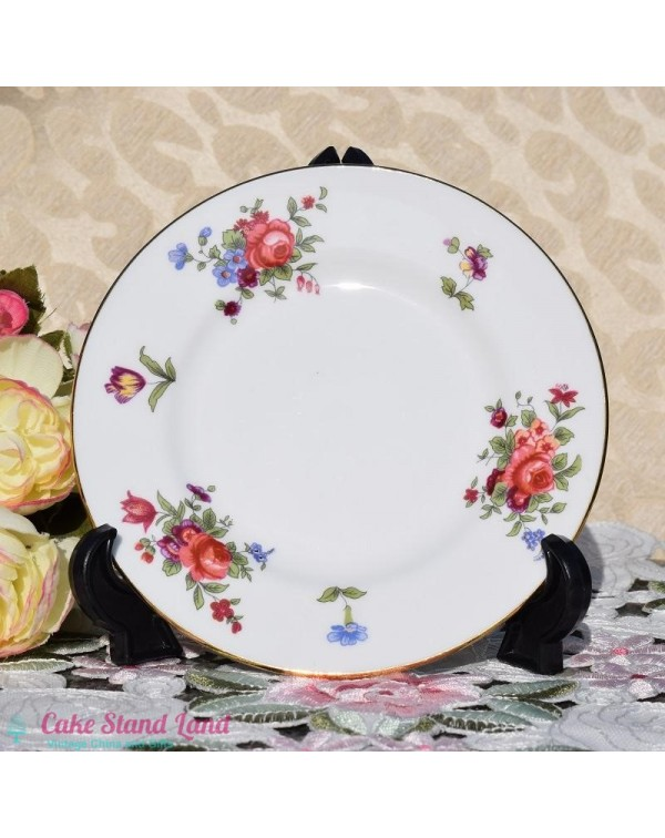 CROWN STAFFORDSHIRE TEA PLATE