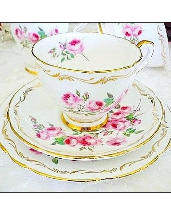 ROYAL STAFFORD BRIDESMAID TEA SET