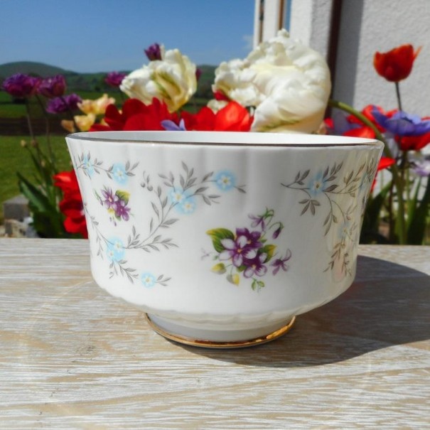ROYAL STAFFORD ENCHANTING SUGAR BOWL