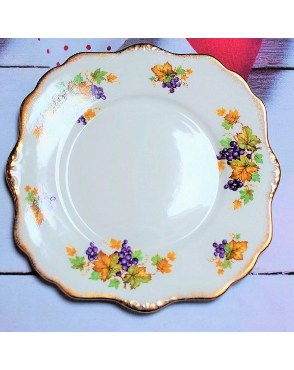 (OUT OF STOCK) ROYAL STAFFORD CAKE PLATE