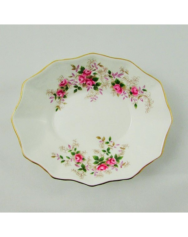 ROYAL ALBERT LAVENDER ROSE TRINKET DISH