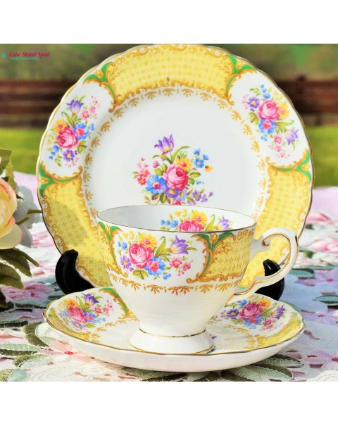 (OUT OF STOCK) TUSCAN ALBANY TEA SET