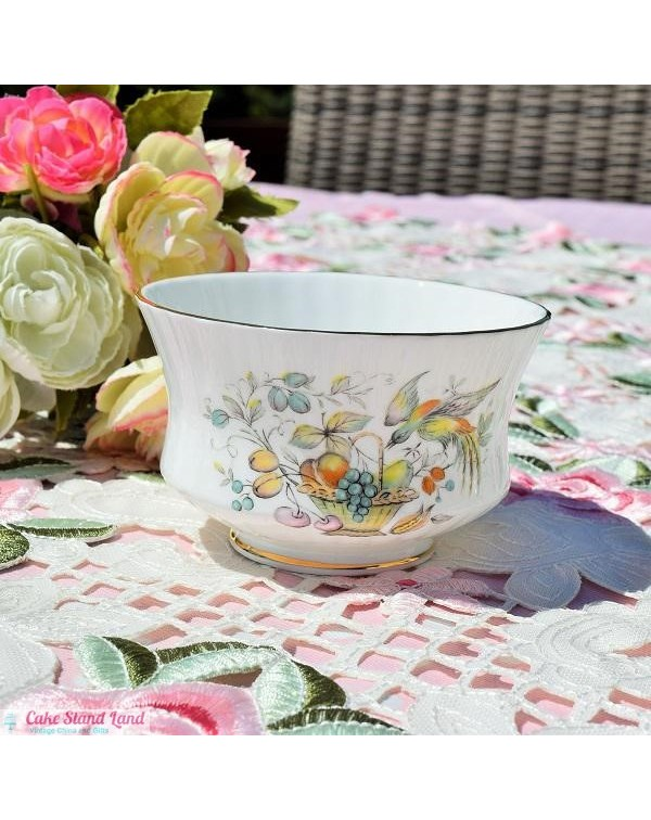 BERKSHIRE CHINA SUGAR BOWL