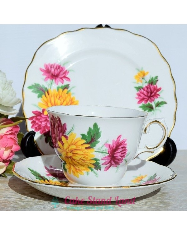 (OUT OF STOCK) CHRYSANTHEMUM TEA TRIO