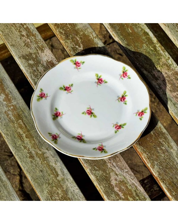 (SOLD) OBAN CHINA TEA PLATE