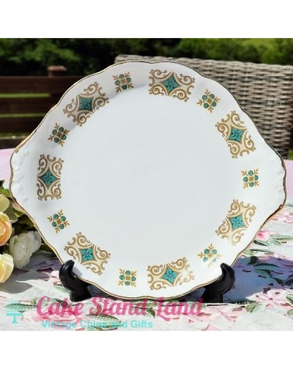 (OUT OF STOCK) CORONET CAKE PLATE