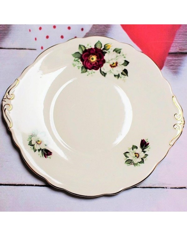 (OUT OF STOCK) HANLEIGH CAKE PLATE