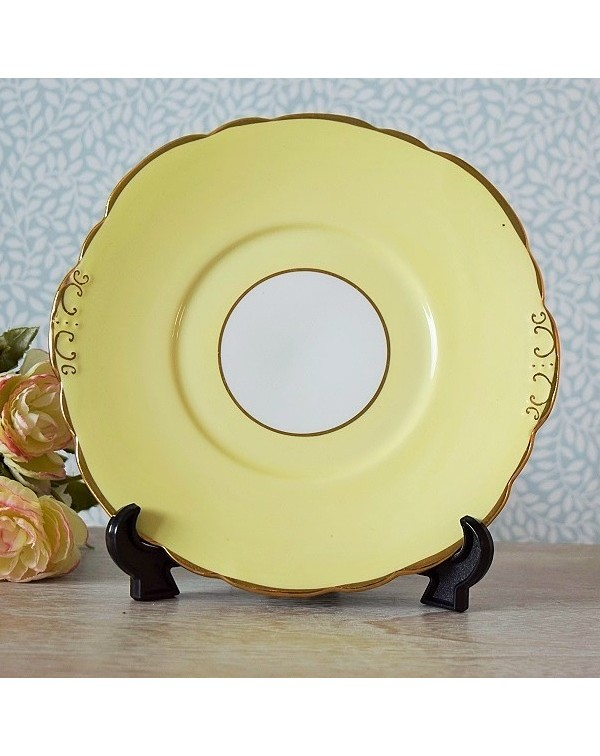 (OUT OF STOCK) CAVOUR WARE LEMON CAKE PLATE