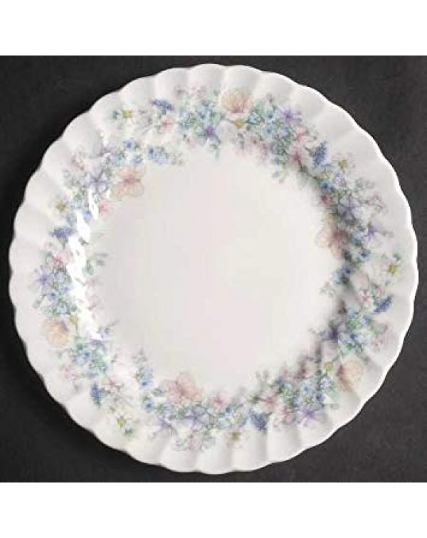 WEDGWOOD ANGELA DINNER PLATE