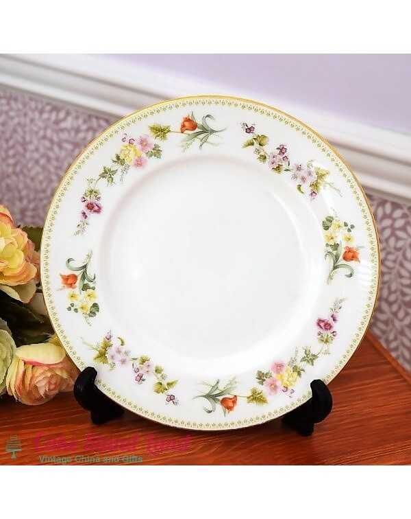 (SOLD) WEDGWOOD MIRABELLE SALAD PLATE