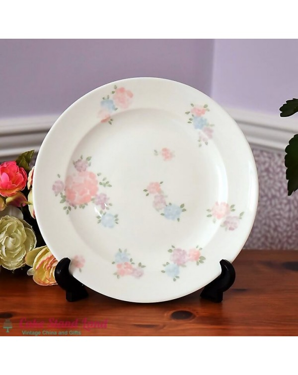 WEDGWOOD FRAGRANT ROSE SALAD PLATE 20 cm