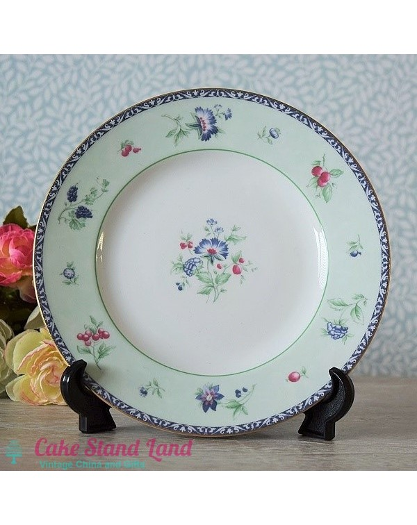 WEDGWOOD MEADOWFIELD SALAD PLATE