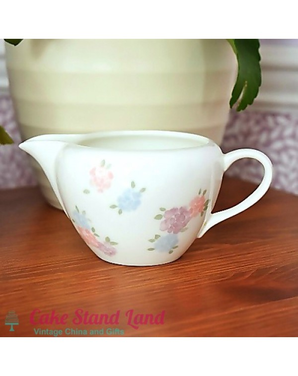 WEDGWOOD FRAGRANT ROSE MILK JUG