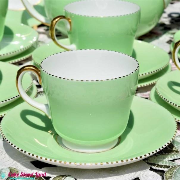 WEDGWOOD APRIL TEA CUP & SAUCER