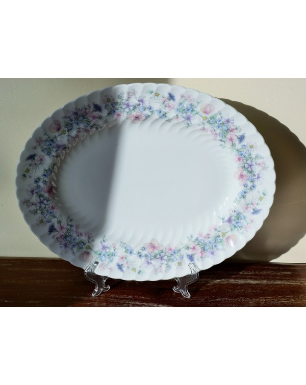 (OUT OF STOCK) WEDGWOOD  ANGELA PLATTER