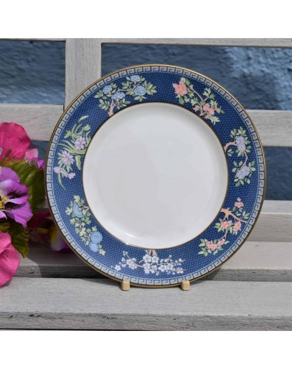 WEDGWOOD BLUE SIAM TEA PLATE