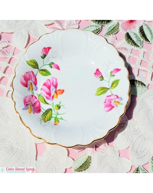 WINDSOR SWEET PEA PIN DISH