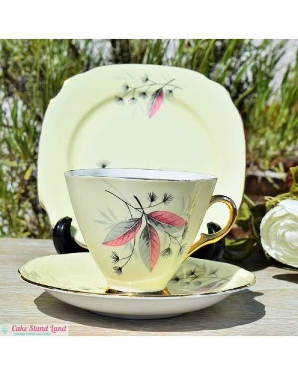(OUT OF STOCK) WINDSOR TEA TRIO