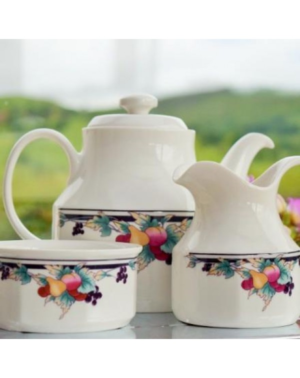 (OUT OF STOCK) ROYAL DOULTON AUTUMN GLORY TEAPOT