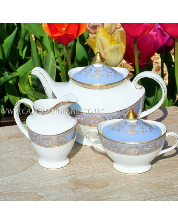 (OUT OF STOCK) ROYAL DOULTON CARLYLE VINTAGE TEAPO...