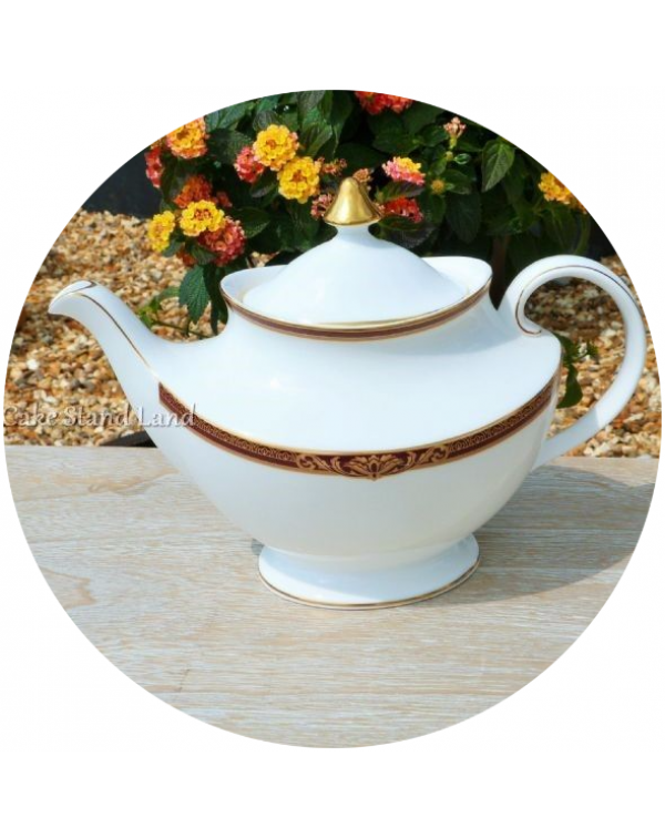 (OUT OF STOCK) ROYAL DOULTON TENNYSON  TEAPOT VINT...