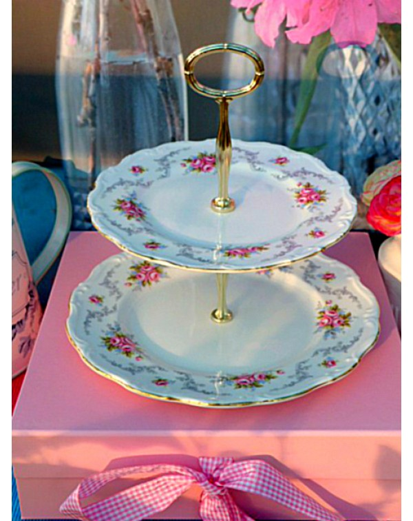 (OUT OF STOCK) ROYAL ALBERT TRANQUILITY VINTAGE 2 ...