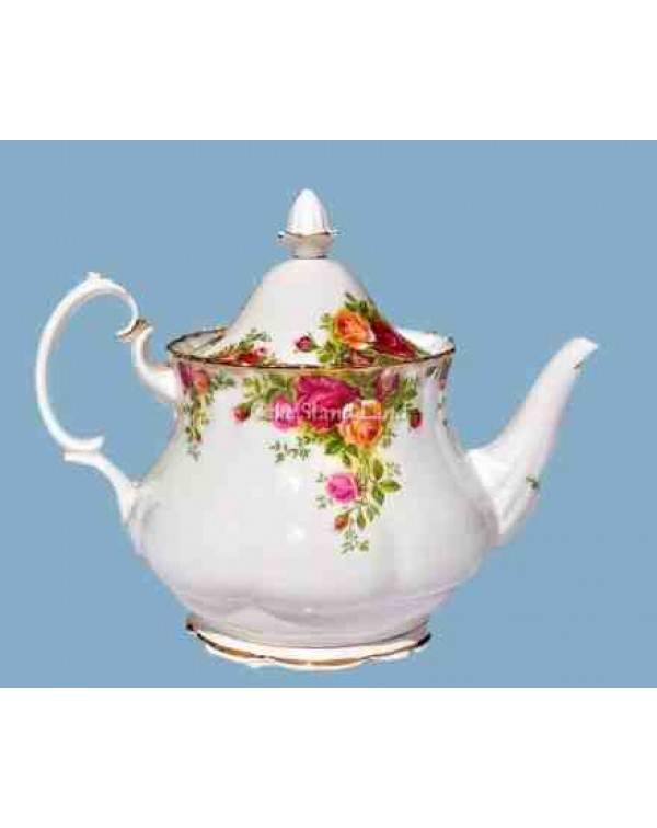 ROYAL ALBERT OLD COUNTRY ROSES SMALL TEAPOT