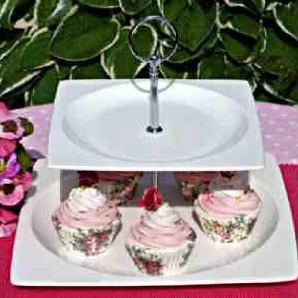 WEDGWOOD PLATO CAKE STAND