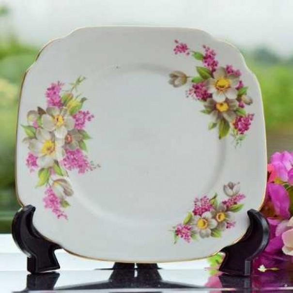 (OUT OF STOCK) BELL CHINA TEA PLATE