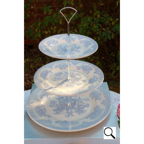 (OUT OF STOCK) BURLEIGH ASIATIC CAKE STAND