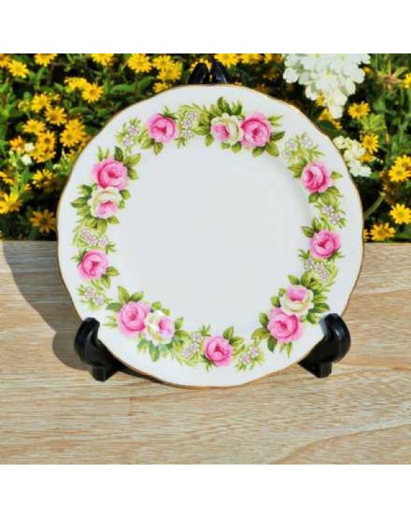 COLCLOUGH ENCHANTMENT TEA PLATE