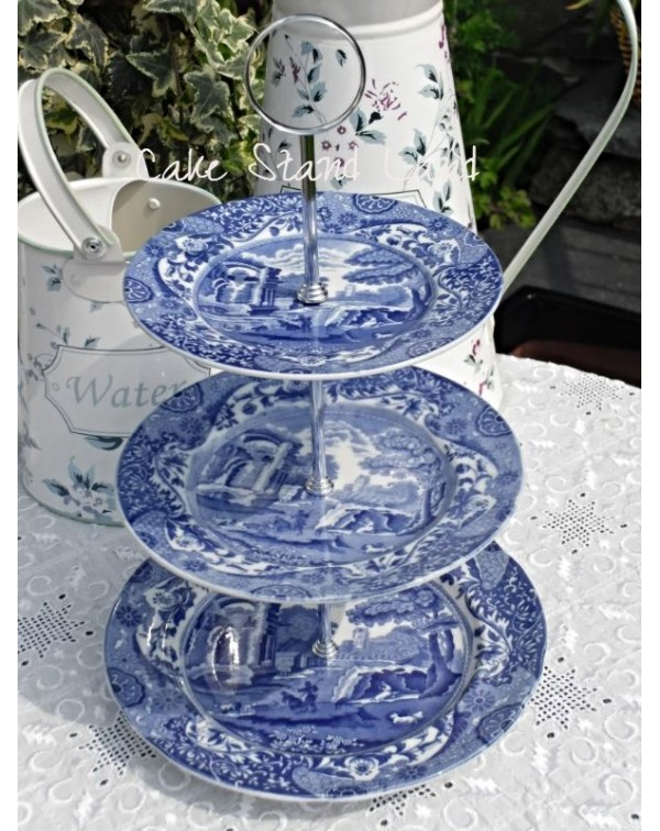 (OUT OF STOCK) COPELAND SPODE VINTAGE BLUE ITALIAN...