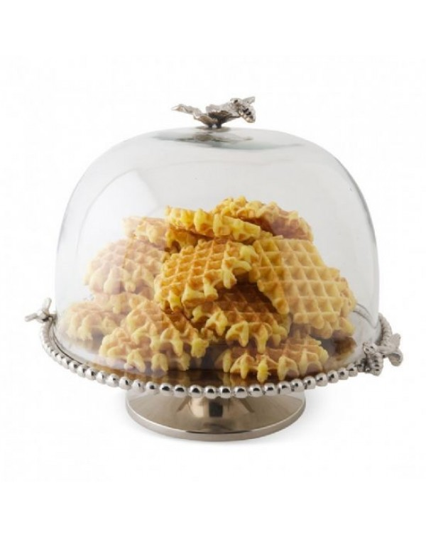 (OUT OF STOCK) CULINARY CONCEPTS LARGE GLASS DOME ...