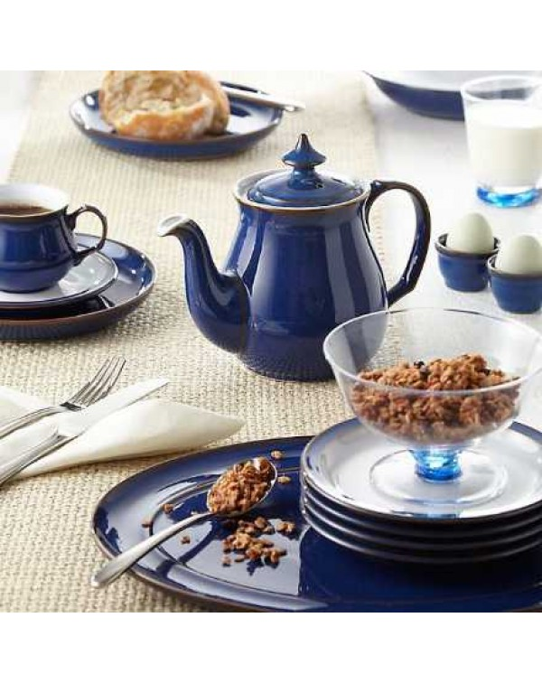 (OUT OF STOCK) DENBY IMPERIAL BLUE TEAPOT