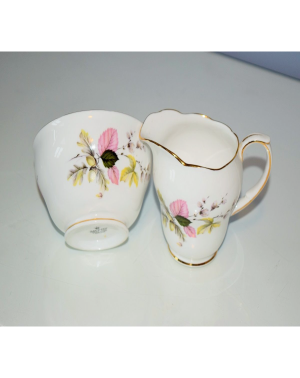 DUCHESS MILK JUG & SUGAR BOWL