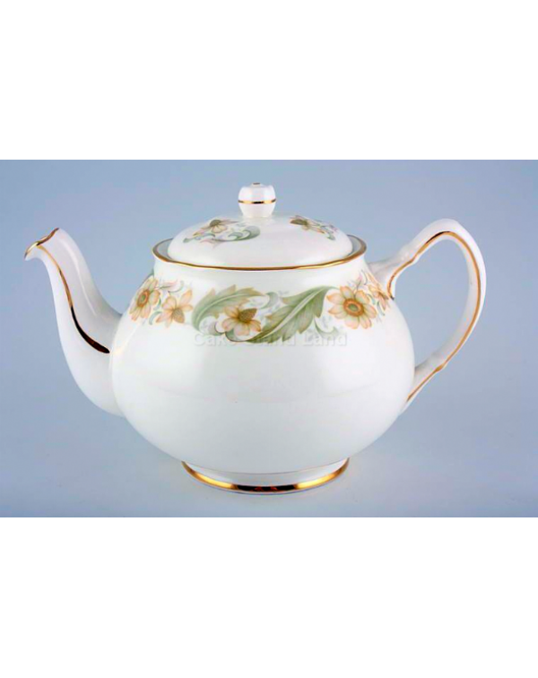 (OUT OF STOCK) DUCHESS GREENSLEEVES TEAPOT