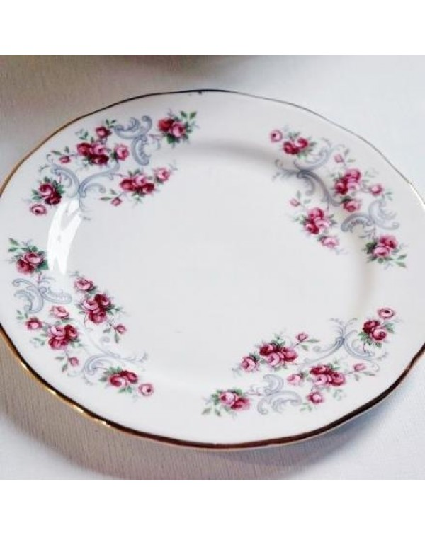 DUCHESS JUNE BOUQUET TEA PLATE