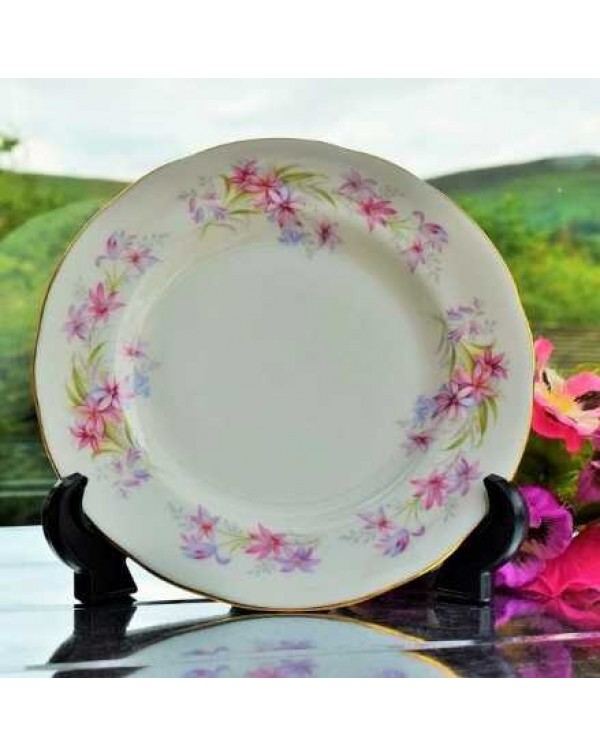 DUCHESS RIVER SONG TEA PLATE