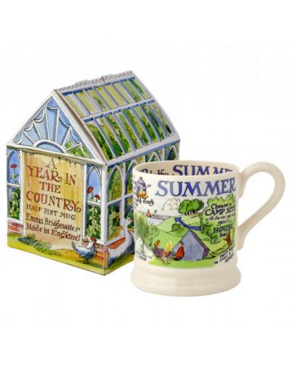 (OUT OF STOCK) EMMA BRIDGEWATER BOXED MUG