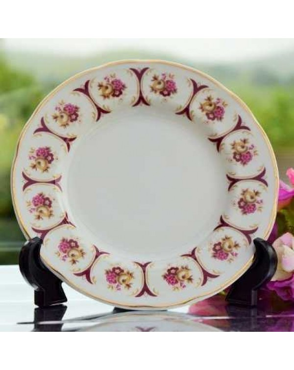 ENGLISH CHINA TEA PLATE