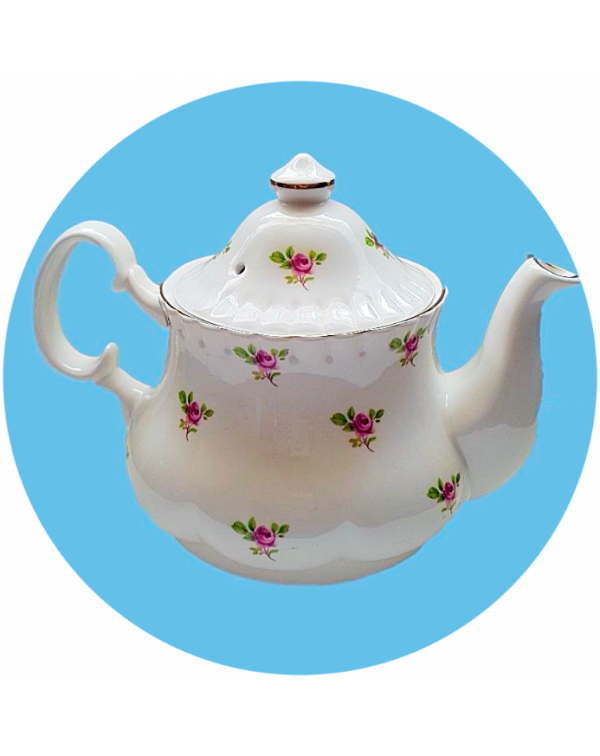 (OUT OF STOCK) DITSY ROSE TEAPOT