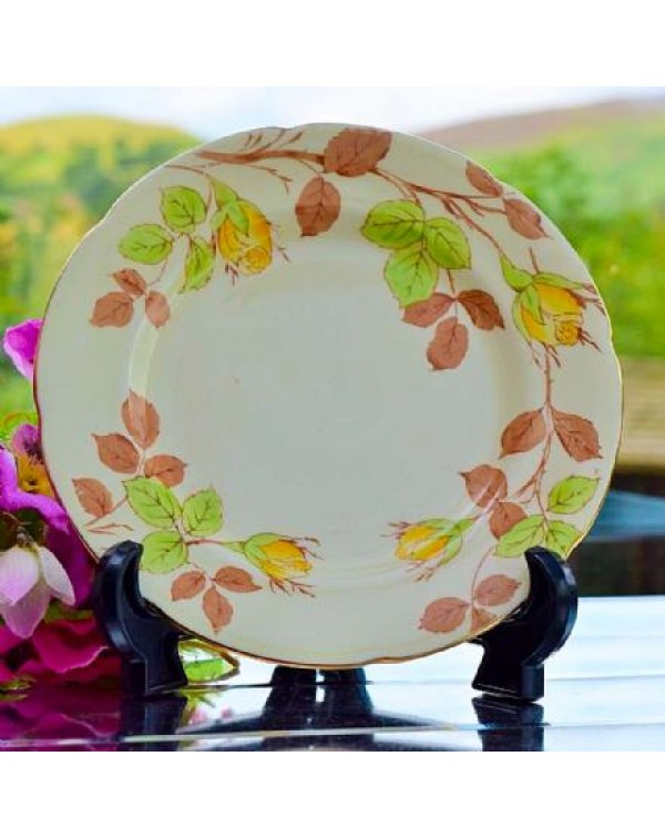 GRAFTON TEA PLATE