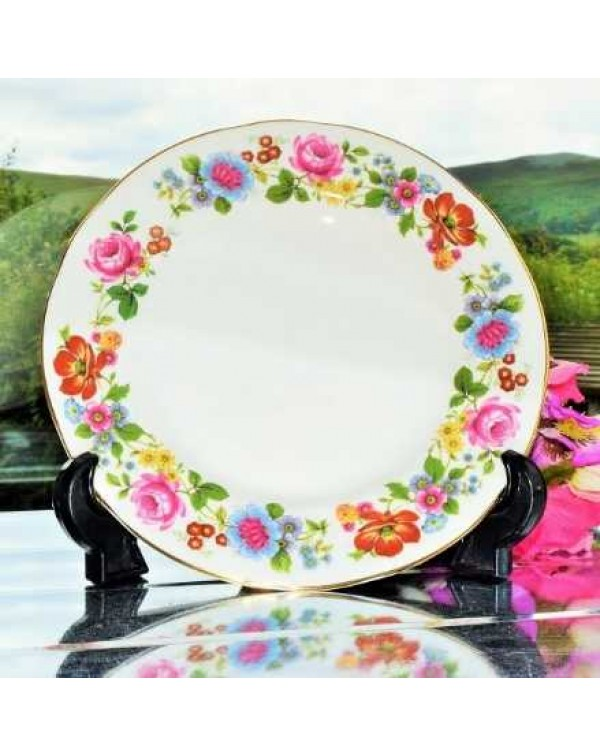 (OUT OF STOCK) H & M TEA PLATE