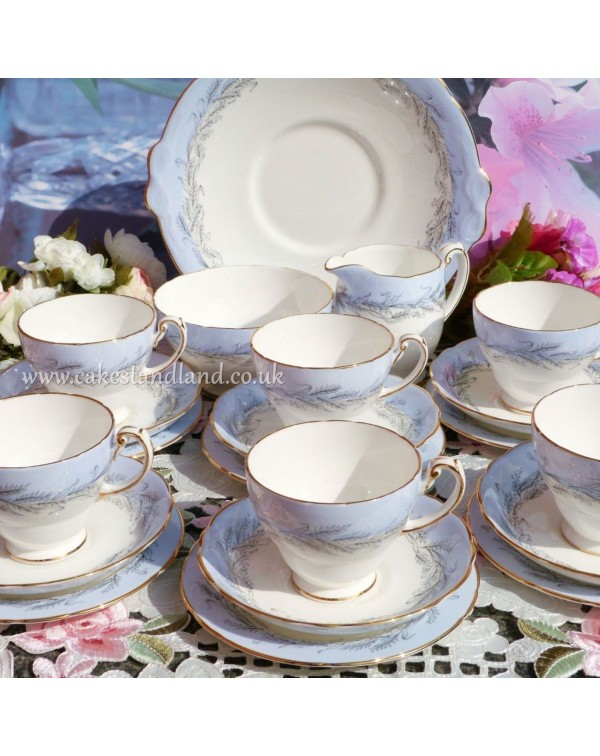 (OUT OF STOCK) HAMMERSLEY CHINA TEA SET