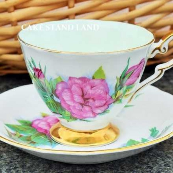 (OUT OF STOCK) Harry Wheatcroft Prelude tea cup and saucer
