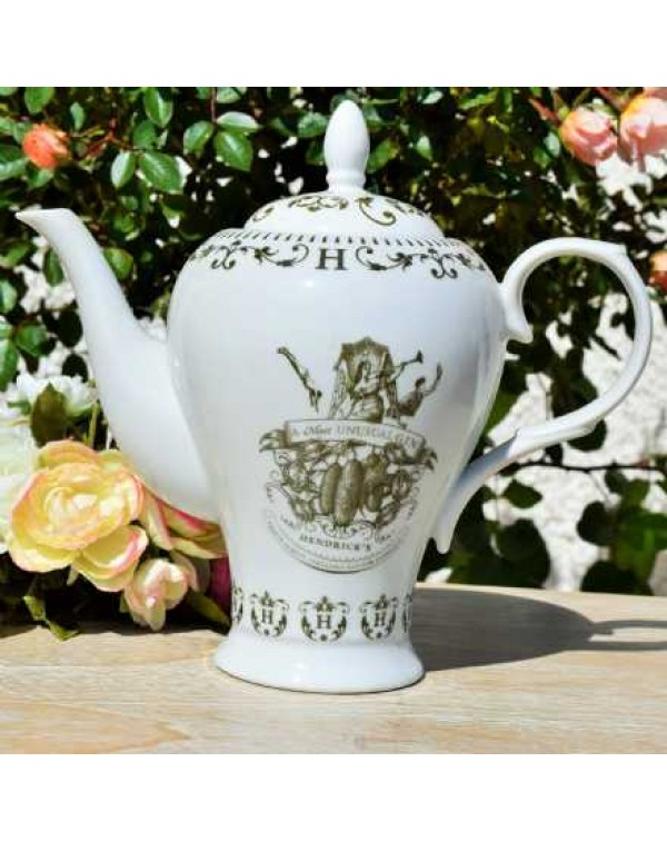 (OUT OF STOCK) HENDRICKS GIN TEAPOT