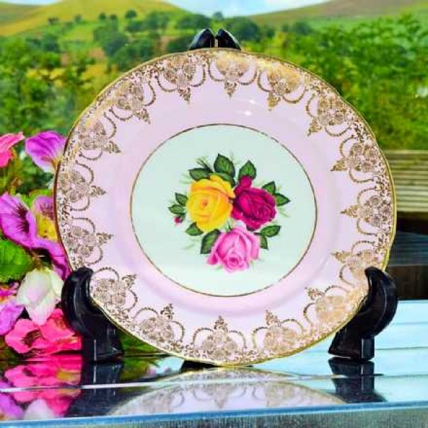 (OUT OF STOCK) IMPERIAL TEA PLATE