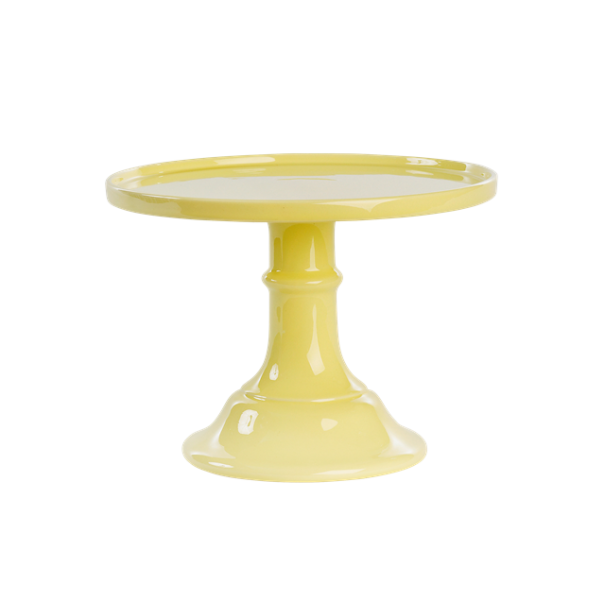 (OUT OF STOCK) LEMON CERAMIC CAKE STAND